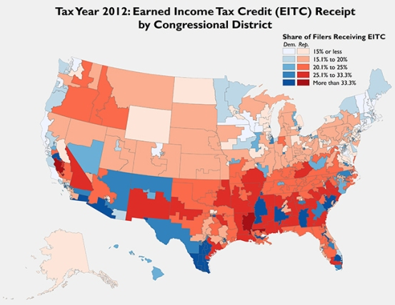 Congressional Map TY12