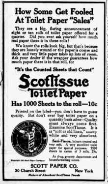 Scott_Tissue_toilet_paper_ad_1915