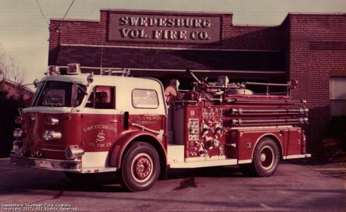 Swedesburg fir truck